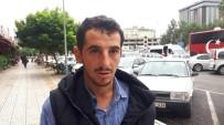PAMUK ŞEKER - Zihinsel Engelli Gencin Yüzünün Bıçakla Kesildiği İddia Edildi