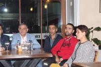 İL BAŞKANLARI - 4 Partinin İl Başkanı DMD Hastası Genç İçin Yardım Topladı