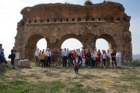 AYDIN VALİSİ - AB Büyükelçileri Aydın'da Buluştu