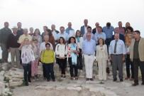 BÜYÜKELÇİLER - AB Büyükelçileri Kuşadası'nın Tarihi Yerlerini Gezdi