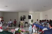 CIHANGIR - Aksu'da Muhtarlara Kentsel Dönüşüm Anlatıldı