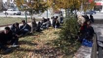 Ardahan'da 64 Düzensiz Göçmen Yakalandı