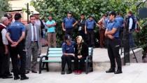 KADIN POLİS - Aydın'da Polis Memurunun Denizde Boğulması