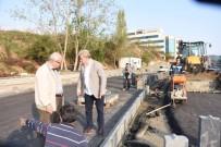 KADİR ALBAYRAK - Başkan Albayrak, Güneş Sokak'ta İncelemelerde Bulundu