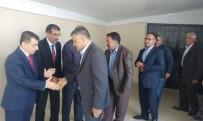 Başkan Polat Muhtarlarla Bir Araya Geldi