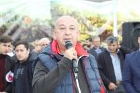 Çankırı'da İstiklal Yolu Yürüşü'nün 9.'Su Gerçekleştirildi