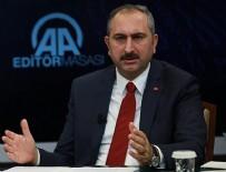 SAVUNMA HAKKI - Adalet Bakanı Gül: Darbe girişimine yönelik 209 dava tamamlandı