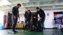 KAYGıSıZ - 'Deniz Rençperleri'nin Ömrü Su Altında Geçiyor