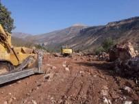 BARZANI - Derecik Sınır Kapısı İçin Hummalı Çalışma