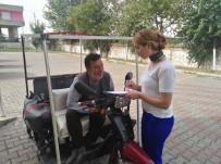 Dicle Elektrik'ten Engelli Müşterilere Kapıda Hizmet