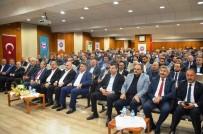 YEREL YÖNETİMLER - Diyanet-Sen Kastamonu Şube Başkanlığına İrfan Bakır, Yeniden Seçildi