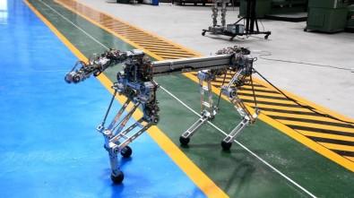 Dört Ayaklı Robot 'ARAT' Yakında Piyasaya Çıkıyor