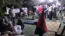 LUT GÖLÜ - Filistinlilerden Han El-Ahmer'deki Gösterilere Devam Kararı