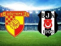Göztepe, Beşiktaş'ı yendi