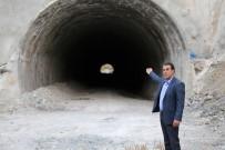 GÜMÜŞKAYA - Gümüşhane'deki 'Aynalı Viraj Tüneli' İnşaatı Tepki Çekiyor