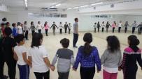 TAŞDELEN - Hoy-Tur Yeni Merkezinde Çalışmalara Başladı