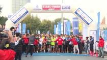 SAĞLIK ÖRGÜTÜ - İstanbullular Maraton Öncesi Son Antrenmanı Yaptı