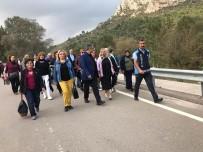 ŞEYH EDEBALI - Kadın Muhtarlardan Osmaneli'ye Ziyaret