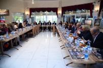 LOKMAN ERTÜRK - Kahramankazan Kent Konseyi Başkanı Oğuz Açıklaması 'Ertürk'ü Büyükşehir Adayı Olarak Görmekten Onur Duyarız'