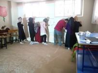 MURAT KAYA - Kahta'daki Kuran Kurslarına Sanatsal Dokunuş