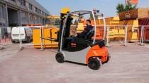 AVUSTURYA - Konya'da Üretilen Forklift İçin 49 Ülkeden Bayilik Talebi Geldi