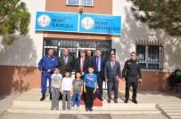 OKUL MÜDÜRÜ - Malkara Kaymakamı Erkan Karahan, Öğrencilerle Buluştu