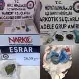 Mardin'de Uyuşturucu Operasyonları Açıklaması 10 Gözaltı