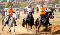 PARA ÖDÜLÜ - Muğla'da 'Rahvan At'yarışı