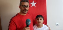 HULUSİ AKAR - (Özel) Cumhurbaşkanına Ulaşamayan 11 Yaşındaki Alperen Hüngür Hüngür Ağladı