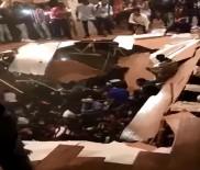 CAROLINA - Parti Sırasında Zemin Çöktü Açıklaması 30 Yaralı