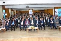 FARUK ÖZDEMIR - Sağlık-Sende Mevcut Başkan Mehmet Öz, Güven Tazeledi