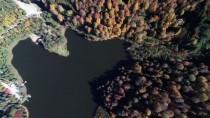 GÖLLER - Saklı Cennet Karagöl Sonbaharda Bir Başka Güzel