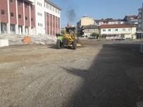 OKUL BAHÇESİ - Seydişehir Belediyesinden Eğitime Destek