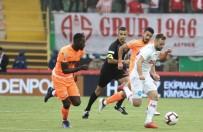 İSMAIL ÜNAL - Spor Toto Süper Lig Açıklaması Alanyaspor Açıklaması 0 - Antalyaspor Açıklaması 1 (Maç Sonucu)