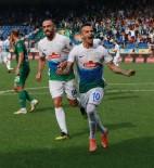 RIZESPOR - Spor Toto Süper Lig Açıklaması Çaykur Rizespor Açıklaması 1 - Atiler Konyaspor Açıklaması 0 (İlk Yarı)