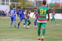 KAYALı - TFF 2. Lig Açıklaması Amed Sportif Faaliyetler Açıklaması 1 - Gümüşhanespor Açıklaması 4