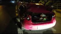Trabzon'da Zincirleme Trafik Kazası Açıklaması 1 Ölü, 9 Yaralı