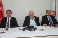 BASIN KARTI - Ulusal Basın Mensupları FHGC'yi Ziyaret Etti