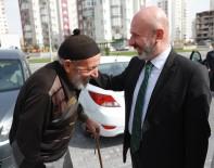 AKMESCIT - Yeni Parklarıyla Kocasinan'ın Çehresi Değişiyor