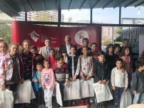 YOZGAT - Yozgat'ta 65 Çocuğa Da Sosyal Ve Ekonomik Destek Sağlanacak