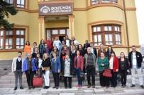 ŞEHİR MÜZESİ - 81 İlden Gelen Kadın Muhtarlar Bozüyük Şehir Müzesini Ziyaret Etti