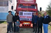 YARDIM MALZEMESİ - Afrin Şehidi Muratdağı İçin Hazırlanan Yardım Malzemeleri İhtiyaç Sahiplerine Dağıtılacak