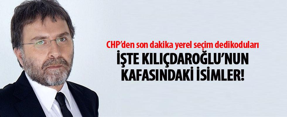 Ahmet Hakan'dan flaş CHP iddiası