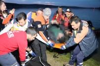 BALIK TUTMAK - Aksaray'da Barajda Kaybolan 3 Kişinin Cesedi Bulundu