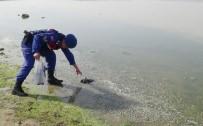 Aksaray'da Kaybolan 3 Kişinin Terlikleri Baraj Kıyısında Bulundu
