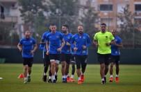 CENGIZ AYDOĞAN - Alanyaspor'da Bursaspor Mesaisi Başladı