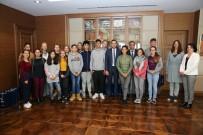 ULUBATLı HASAN - Alman Öğrenciler Burs'da
