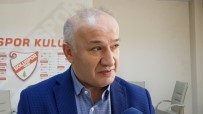 DERBİ MAÇI - Boluspor Kulüp Başkanı Necip Çarıkcı Açıklaması