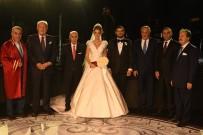 EBRU GÜNDEŞ - Cemiyet Bu Düğünde Buluştu