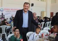 SATRANÇ FEDERASYONU - Çivril Satranç Turnuvası Sona Erdi